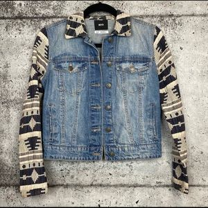 Urban Outfitters jeans jacket